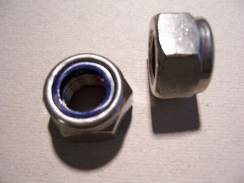 M14x1,5 Sicherungsmuttern DIN 985 2St V2A rostfrei
