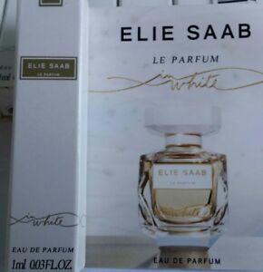 a513a7879f ELIE SAAB LE PARFUM WHITE 1ML EAU DE PARFUM SAMPLE TRAVEL SPRAY TRY ...