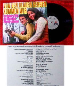 LP Renate und Werner Leismann Ladi Geisler Gruppe Von d