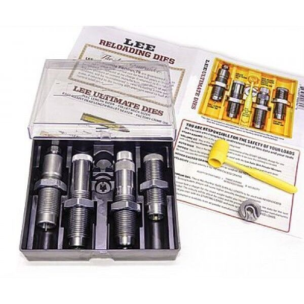 Lee .22 250 Ultimate Rifle 4 Die Set (90739) NIB