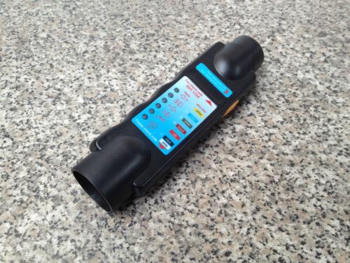 Beleuchtungstester; Stecker; Anhänger; KFZ; Prüfgerät; 12V; Beleuchtung; 7 pol