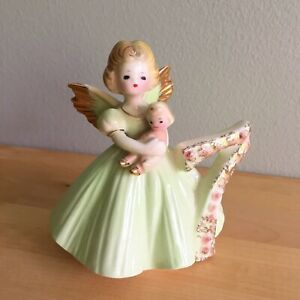 Josef-Originals-Birthday-Angels-Girls-Age-7-Porcelain-Figurine-Gift-Number