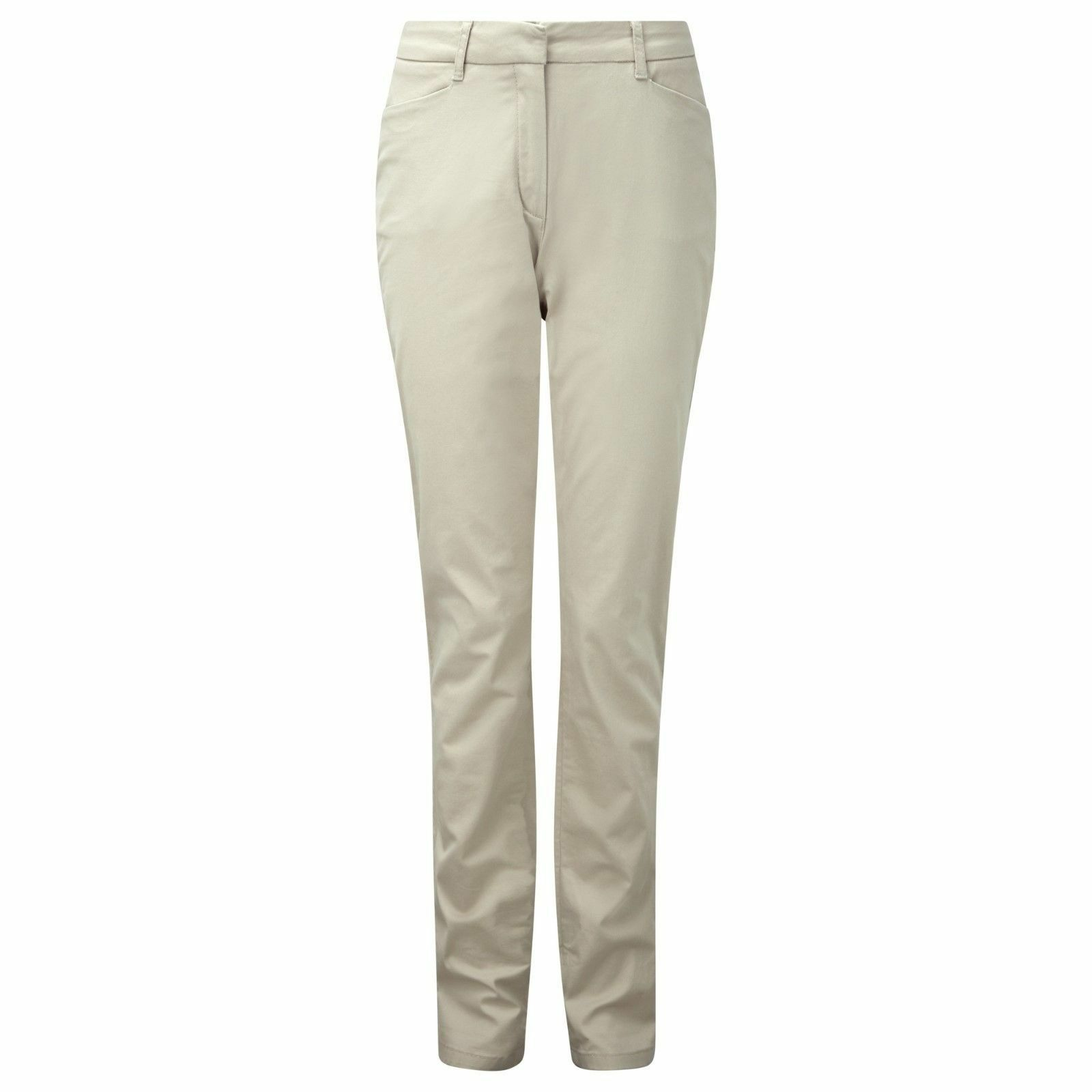 Pure Collection The Casual Chino Pale Stone Größe UK 8L rrp  DH089 MM 06