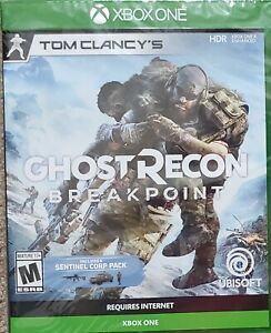 Tom-Clancy-039-s-Ghost-Recon-Breakpoint-Xbox-One-New