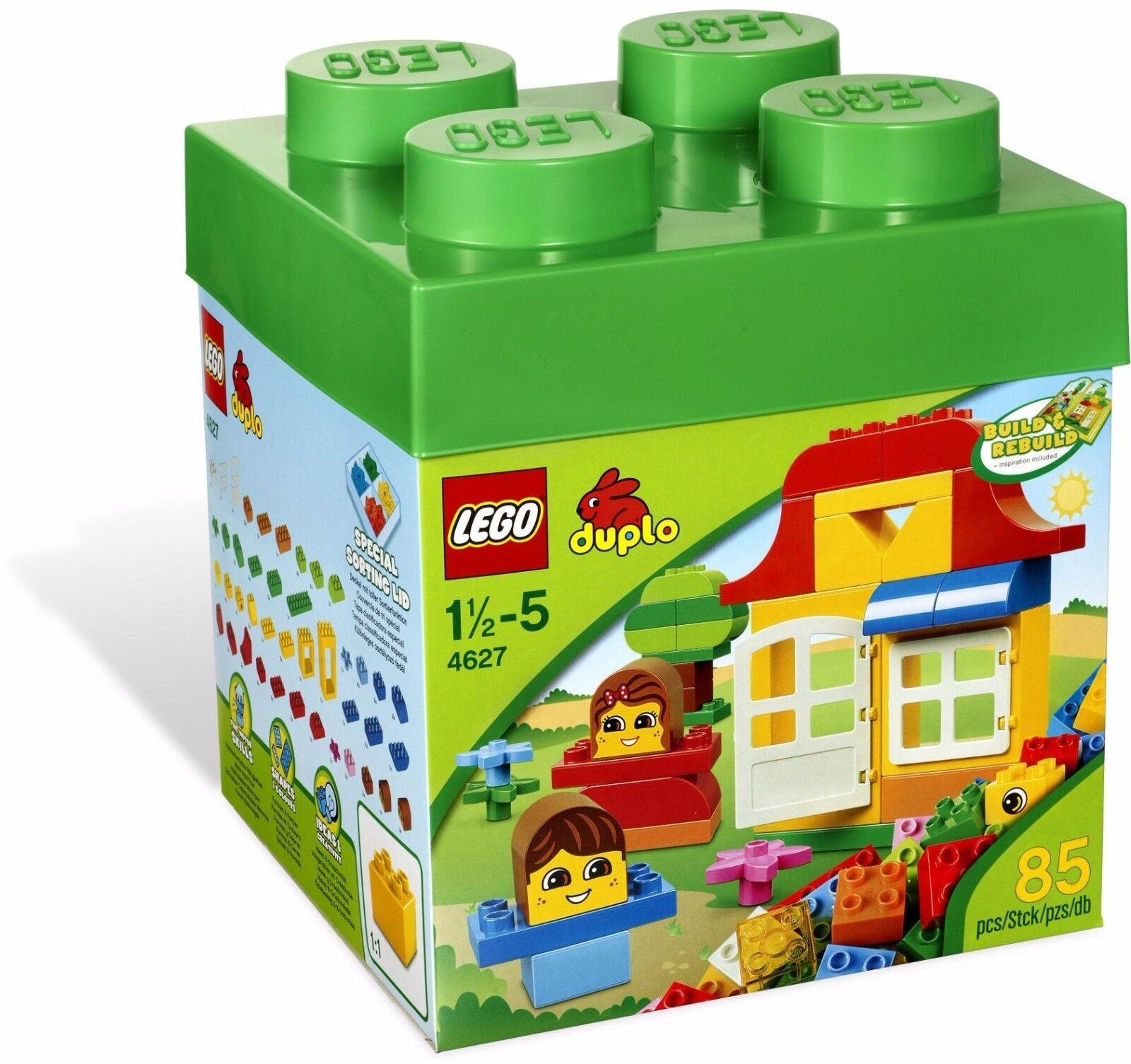 Lego Duplo Fun With Bricks 4627 For Sale Online Ebay