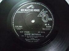 SM M S SUBBULAKSHMI & SRI DK ROY vande mataram PATRIOTIC SONG  rare EP 1971 VG+