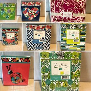 Vera-Bradley-039-Forget-Me-Nots-039-200-Sticky-Notes-in-4-Sizes-Multiple-Patterns