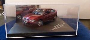 VITESSE-1-43-Renault-Megane-Coupe-1999-metallic-red-NEUF-EN-BOITE