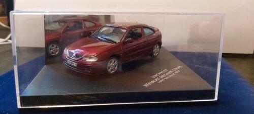 VITESSE 1//43 Renault Megane Coupe 1999 metallic red NEUF EN BOITE