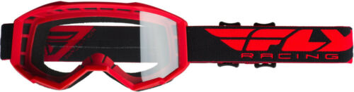 Fly Racing 2019 Focus Goggles Youth MX ATV Dirtbike Motorcycle
