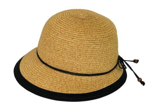 Women/'s fashion straw hat