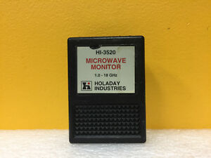 Image Is Loading Holaday Industries Hi 3520 1 To 18 Ghz