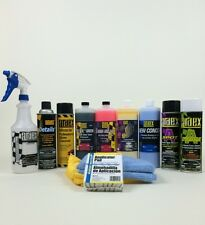 Auto Detailing Kit 32 oz - With Fabric-Velour-Headliner & Carpet Cleaner