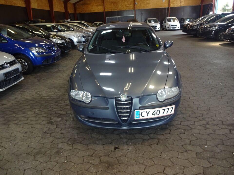 Alfa Romeo 147 1,9 JTD 16V Lusso Diesel modelår 2007 km