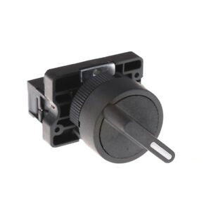 On-Off-2Position-Rotary-Select-Selector-Switch-1-NO-10A-600V-AC-XB2-ED21-EJ2DOXI