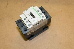 1pcs Schneider Contactor Lc1d38m7c Ac220v