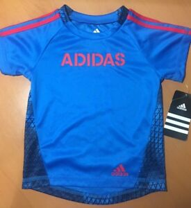 Adidas Top Shirt  Infant  Boys Size 6 mos New
