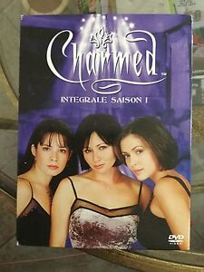 Charmed Complete Season 1 Region 2 Dvd Ebay