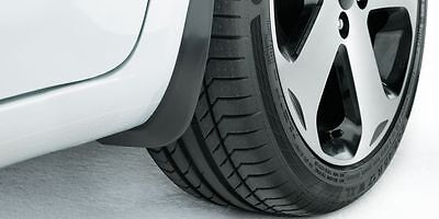 Front Mud Guard Kit For Cars With Side Skirts Genuine Kia Picanto 2011