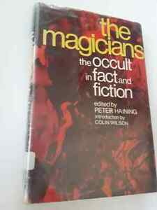 The-Magicians-The-Occult-in-Fact-and-Fiction-HARDBACK