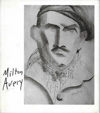Milton Avery in Black and White : Drawings 1929-59 Brooklyn Museum Exhibition