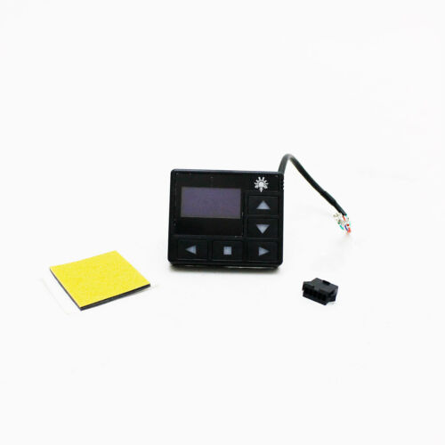 Autoterm Planar OLED 7 Day Timer PU-27 Control Panel