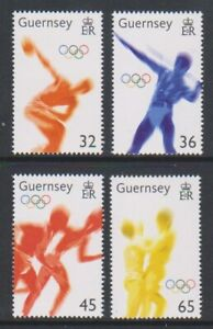 Guernesey-2004-Jeux-Olympiques-Athenes-Ensemble-MNH-Sg-1045-8