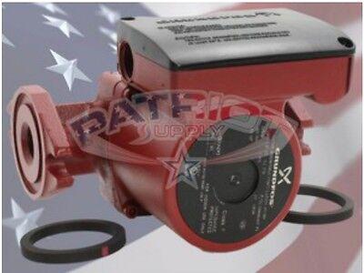 Grundfos 59896167 UP15-42FR Circulator Pump 115 volt Rotated Flanges