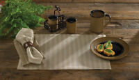 Napkin Set Of 4 - Cobblestone Stripe By Park Designs - Kitchen Dining