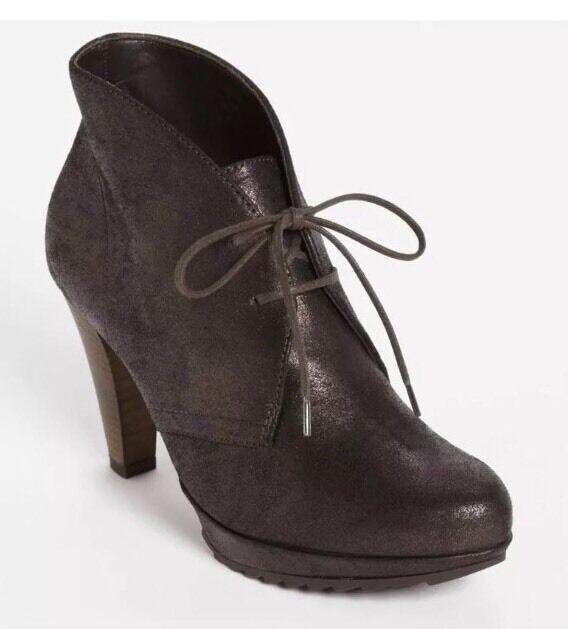 Paul Grün 'New York' Bronze Stiefelie 1270 Größe Größe Größe 6 UK   330 0839a6
