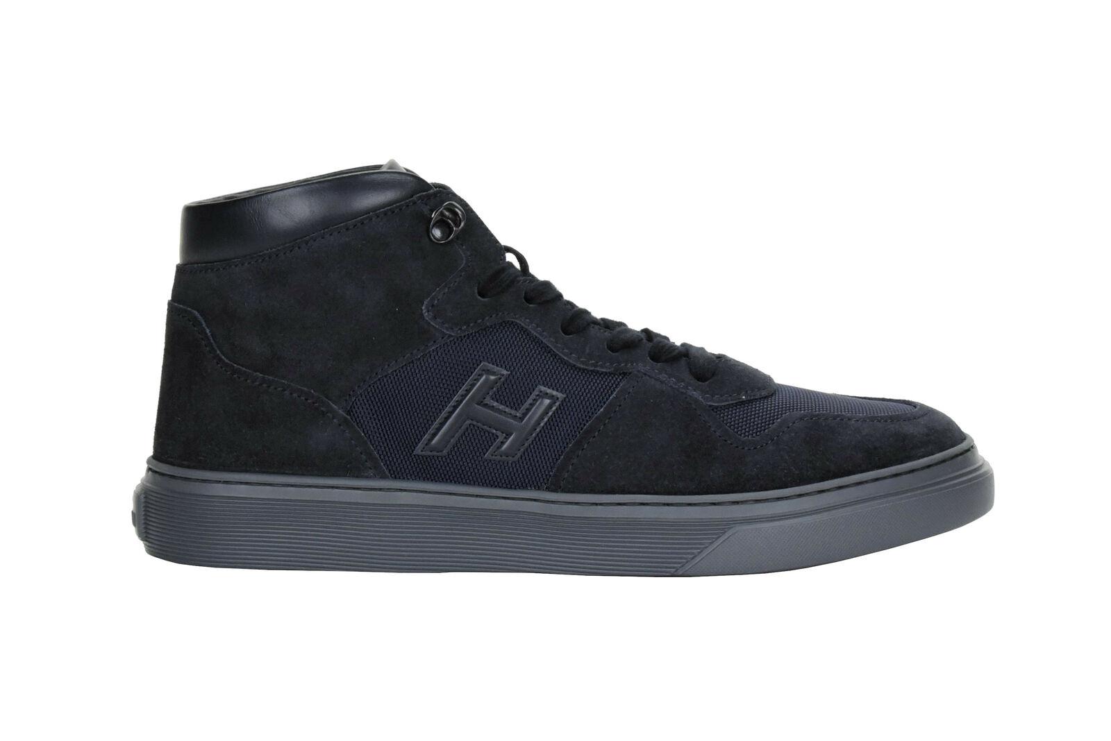Hogan Baloncesto Denim H365 Zapatos de Hombre Men's Zapatos W9.ho07