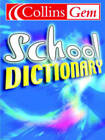 School Dictionary: Blue Cover by HarperCollins Publishers (Paperback, 2003)