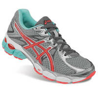 Womens Asics Flux 2 Running Shoes Sneakers - Limited Sizes