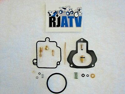 Yamaha Big Bear YFM350FW Carburetor Rebuild Kit Carb Repair Kit 1989-1997 BR56