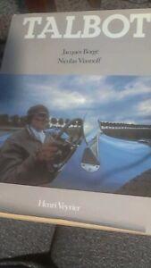 TALBOT DI JACQUES BORGE' E NICOLAS VIASNOFF - Italia - TALBOT DI JACQUES BORGE' E NICOLAS VIASNOFF - Italia