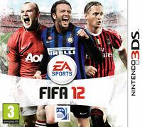 Fifa 12 (calcio 2012) Nintendo 3ds It Import Electronic Arts