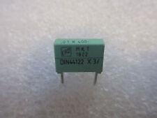 10 condensateurs 0,01uF 10nF 400V 10% ERO MKT1822