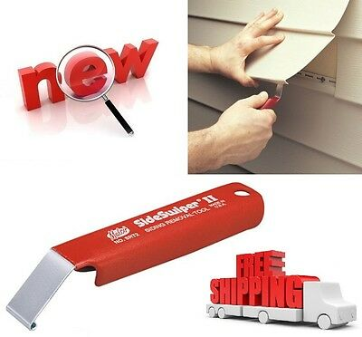 Side Swiper Ii Siding Removal Tool Removes Vinyl And