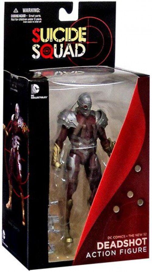 DC Suicide Squad The New 52 Deadshot Action Figure Figure Figure d89d68