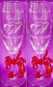 Wedding-Toasting-Glasses-Flutes-Choice-Gold-Plain-Rim