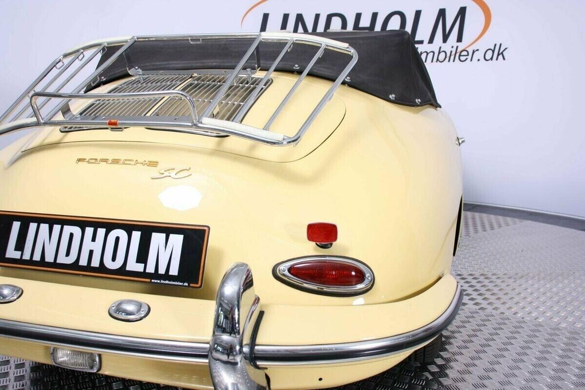 Porsche 356 SC Cabriolet