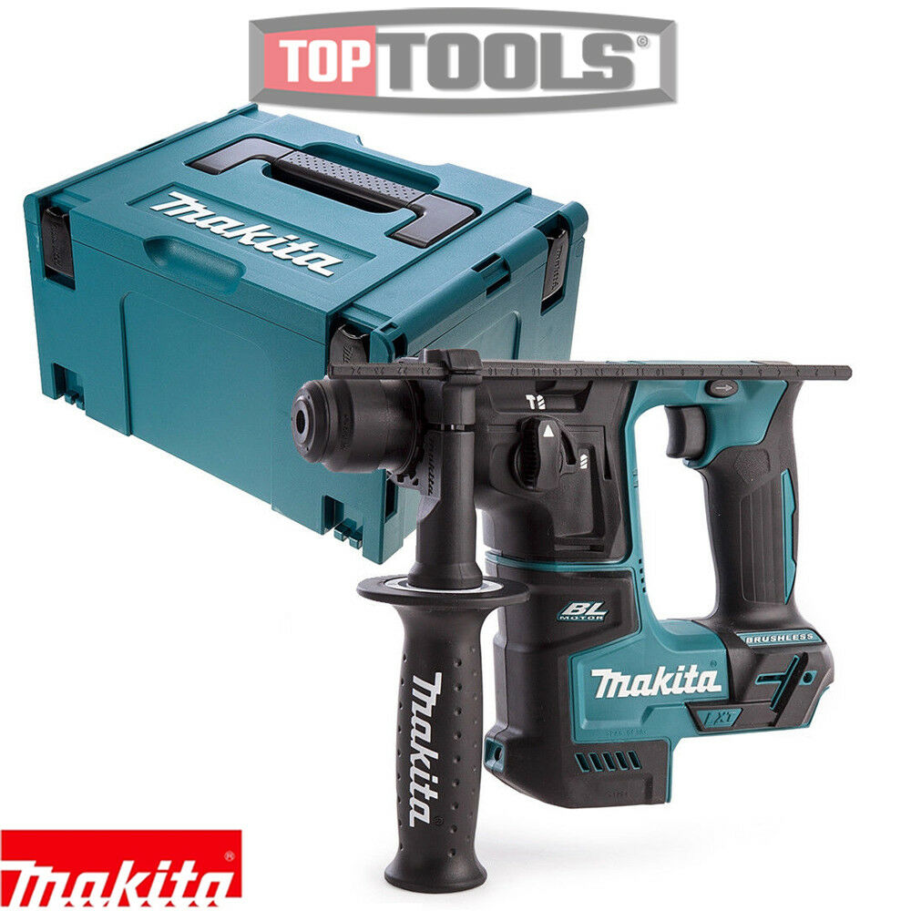 Makita DHR171Z 18v Cordless SDS+ Rotary Hammer Drill With Type 3 case