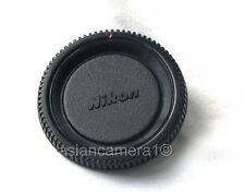 Replacement Body Cap For Nikon D40 D40x D50 D60 D70 D80 D3100 D3200 D5100 D7000