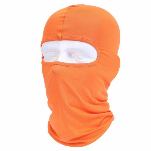 Unisex Summer Outdoor Sports Cycling Hat Ski Balaclava Neck Hood Skullies Beanie