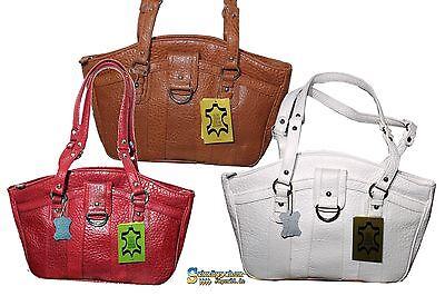 Hochwertig Ledertasche, Damentasche, Echtleder Handtasche, SALE 38% Tasche T2