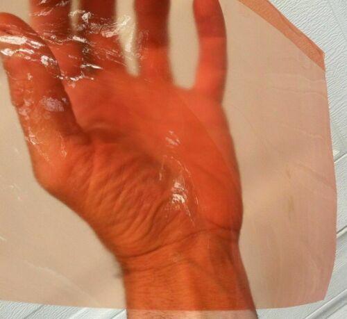 Con Adhesivo Elige Tu Color Y Tamaño Vinilo transparente Láminas de Plástico