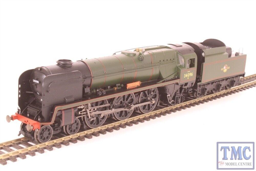 R3524 Hornby OO Gauge BR 4-6-2 'Trevone' '34096', West Country Class  Rebuilt