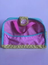 Baby Alive Diaper Bag For Doll Hasbro EUC