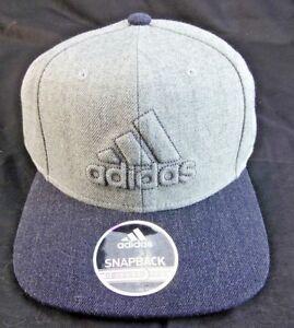 93fa3973195 Image is loading Adidas-Men-039-s-Originals-Snapback-Flatbrim-Cap
