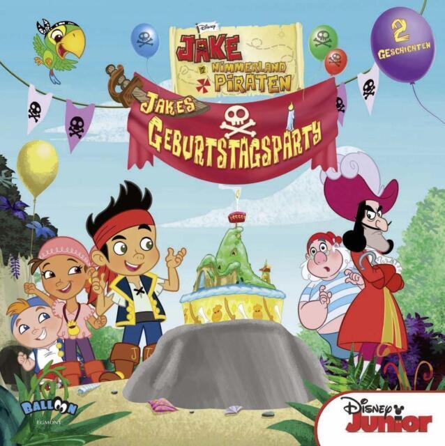 Jake und die Nimmerland Piraten - Jakes Geburtstagsparty: 2 Geschichten  ... /2
